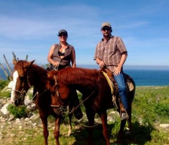 Crystal Whiskey Horseback